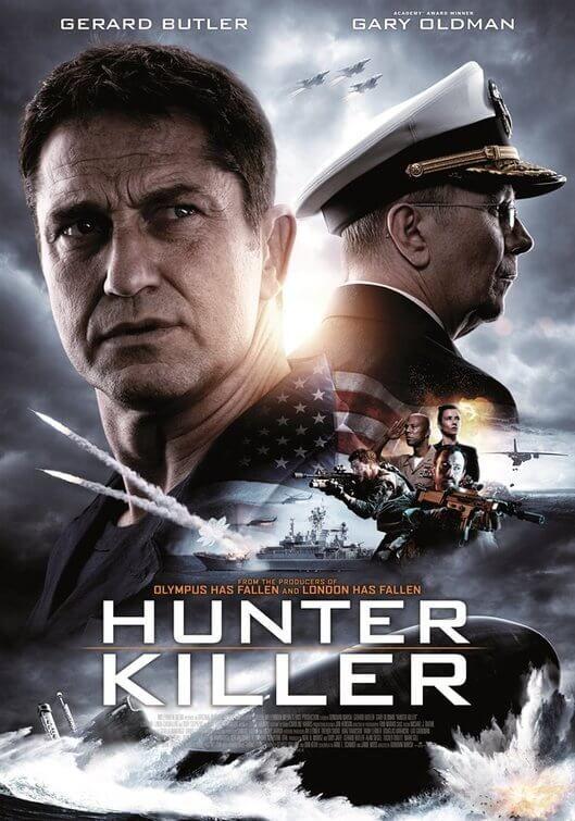 فيلم الصياد القاتل