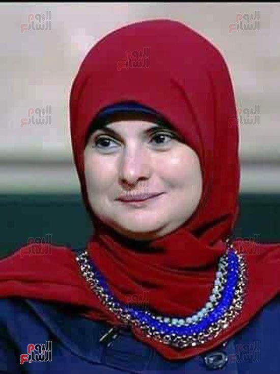 هالة طفلة فيلم الحفيد ، ميرفت العايدى فى فيلم الحفيد (12)