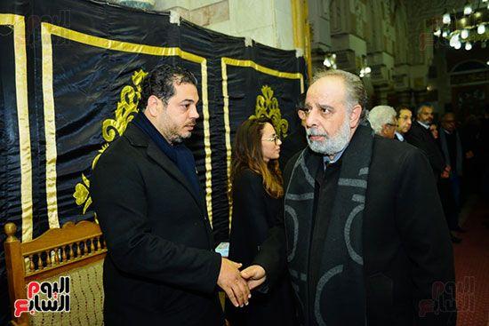 المخرج المسرحى ياسر صادق