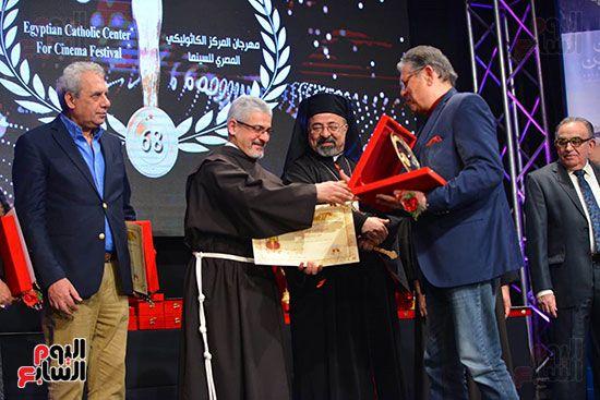 ختام مهرجان المركز الكاثوليكى للسينما (19)