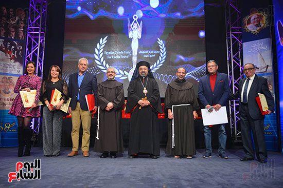 ختام مهرجان المركز الكاثوليكى للسينما (9)