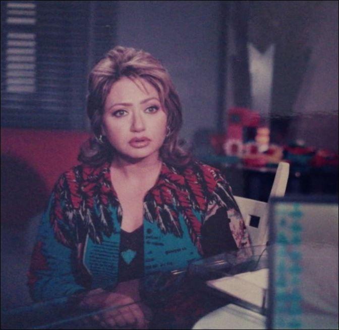 ليلى علوى فى فيلم حب البنات (3)