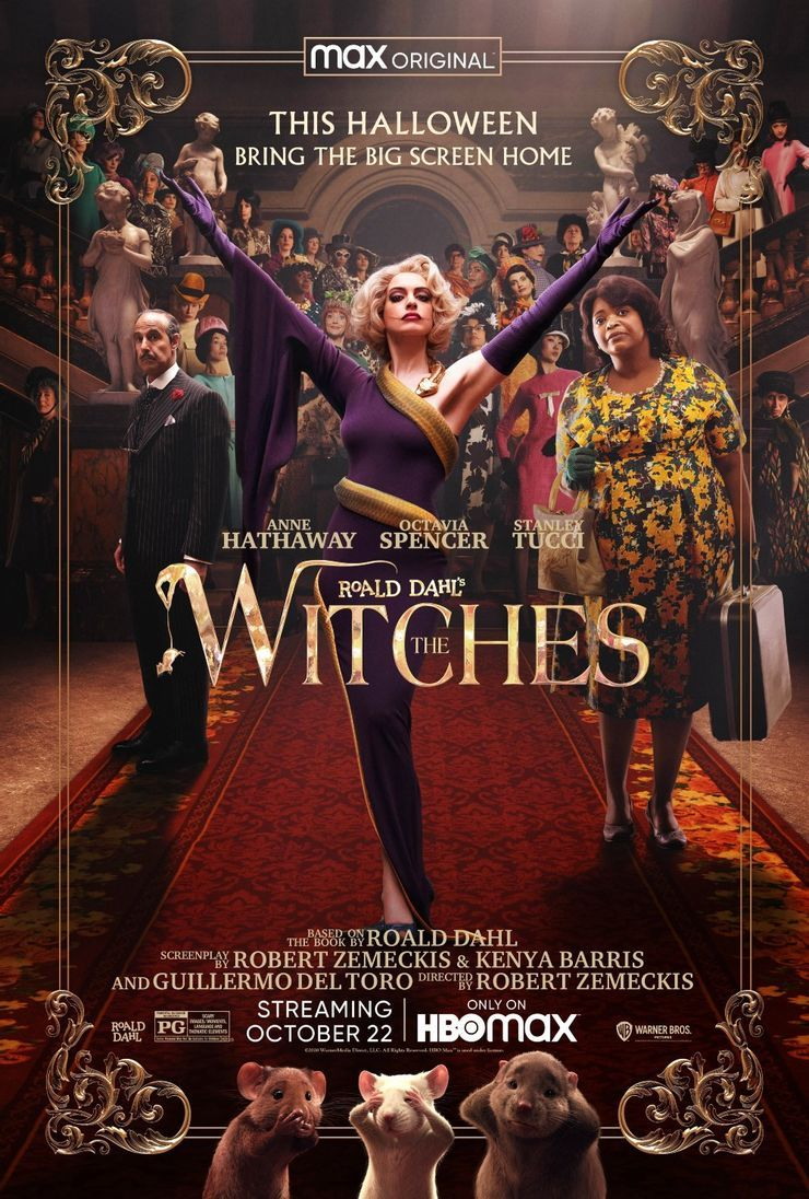 أفيش فيلم The Witches