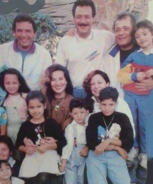 محمود عبد العزيز و فاروق الفيشاوى