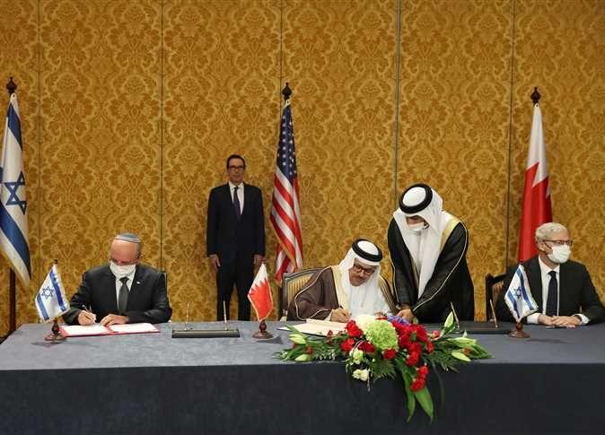 توقيع اتفاق السلام بين إسرائيل و البحرين - صورة أرشيفية