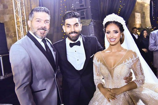 حفل زفاف المطربة رنا سماحة (4)