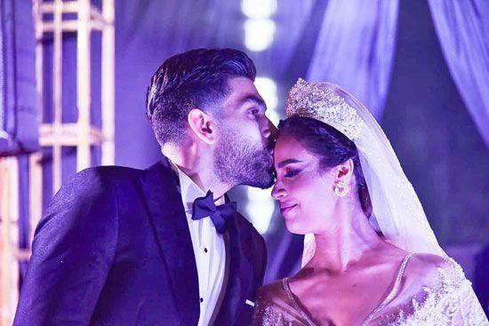 حفل زفاف المطربة رنا سماحة (3)