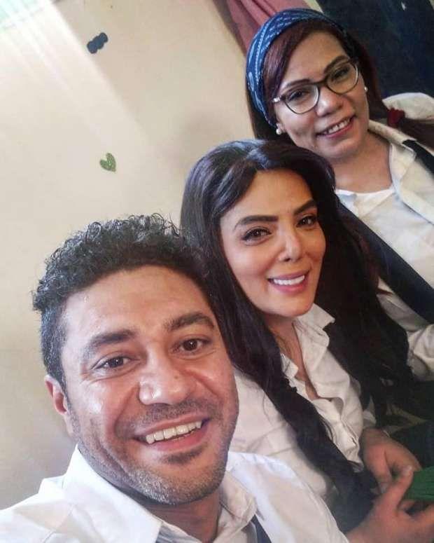 حورية فرغلى من فيلم استدعاء ولى عمرو (2)