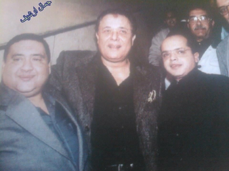 علاء و هنيدى و محمود عبد العزيز