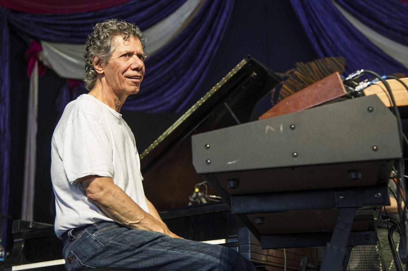 مايو 2014 في New Orleans Jazz & Heritage Festival