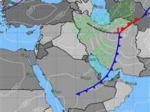 «الأرصاد» تكشف تفاصيل «حركة الجبهة الباردة»