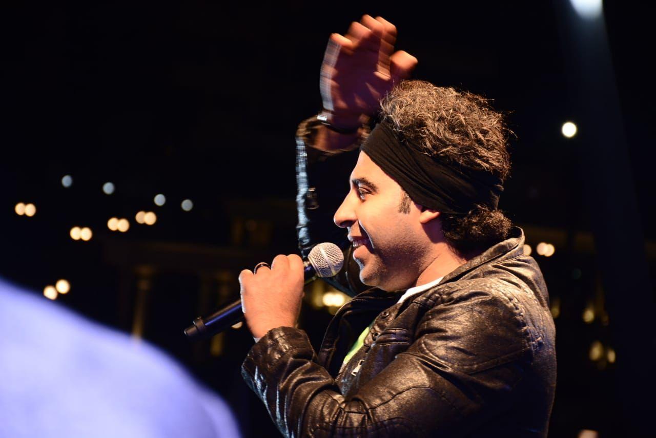 حفل النجم محمد عدوية