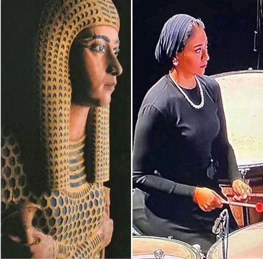 المقارنة بين رضوي وإحدي الملكات