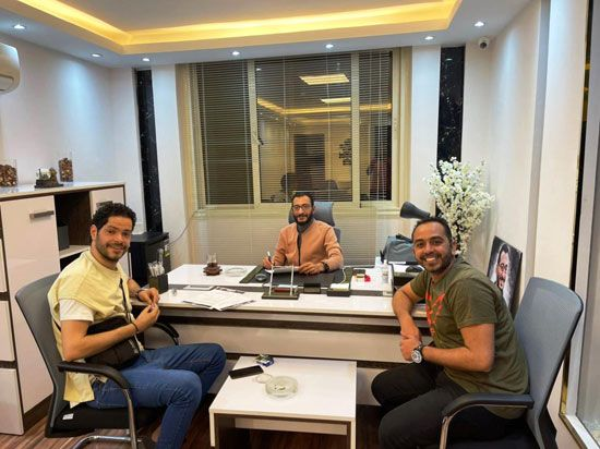 مومنت برودكشن تتعاقد مع المؤلف مهاب حسين لإنتاج فيلم حرب شوارع (4)