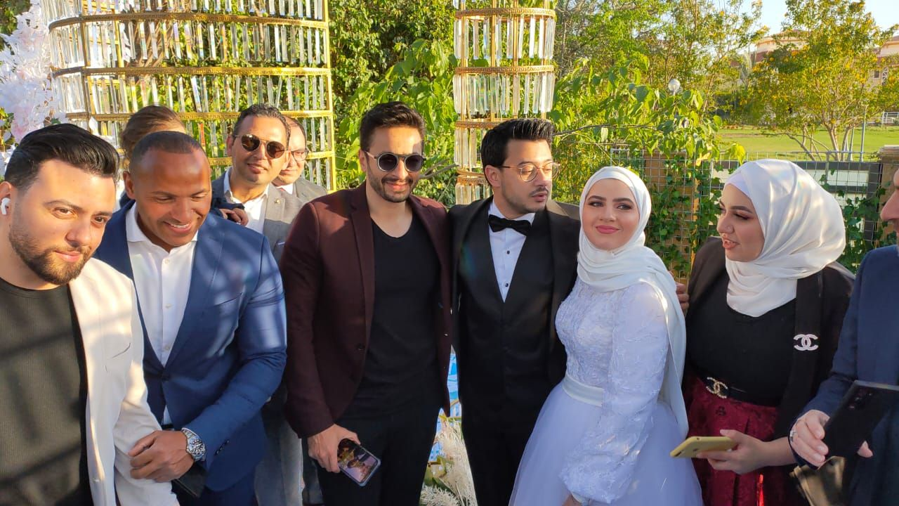 حفل زفاف المنشد مصطفى عاطف 11 (3)