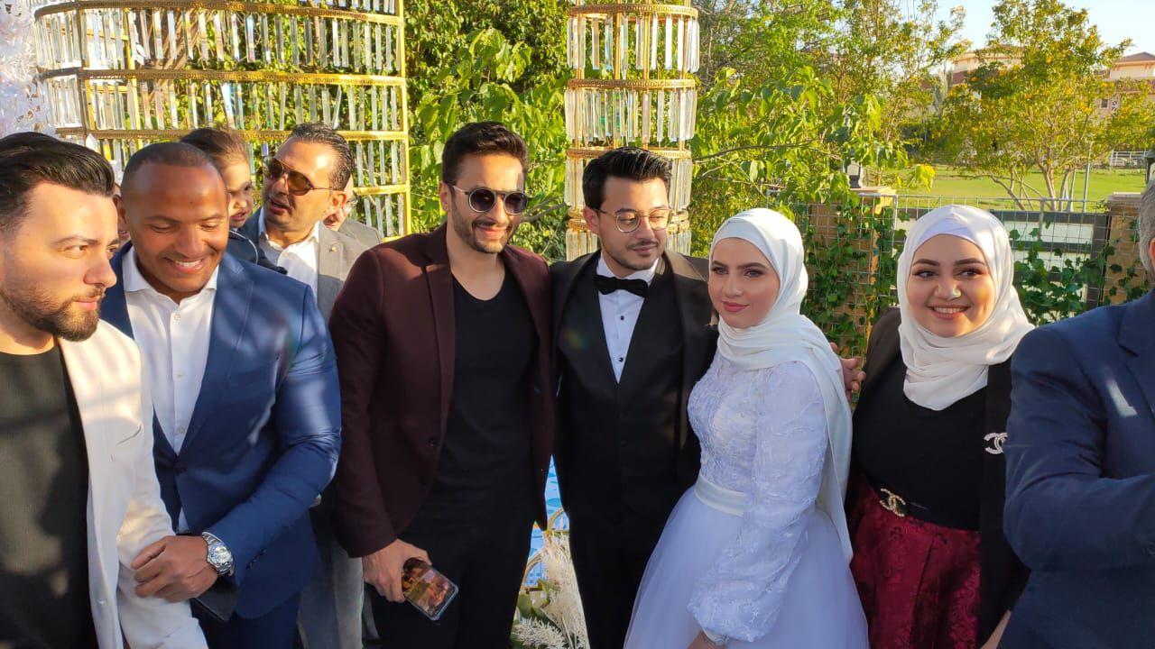 حفل زفاف المنشد مصطفى عاطف 11 (2)