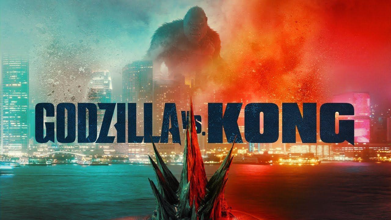 بوستر Godzilla vs. Kong