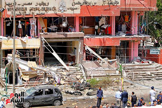 113176-حادث-انفجار-موكب-وزير-الداخلية-ماهر-اسكندر-5-9-2013-(23)