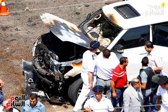 79621-حادث-انفجار-موكب-وزير-الداخلية-ماهر-اسكندر-5-9-2013-(24)
