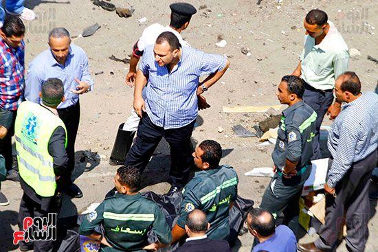 86648-حادث-انفجار-موكب-وزير-الداخلية-ماهر-اسكندر-5-9-2013-(1)