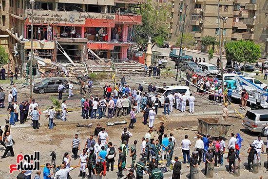 120050-حادث-انفجار-موكب-وزير-الداخلية-ماهر-اسكندر-5-9-2013-(18)