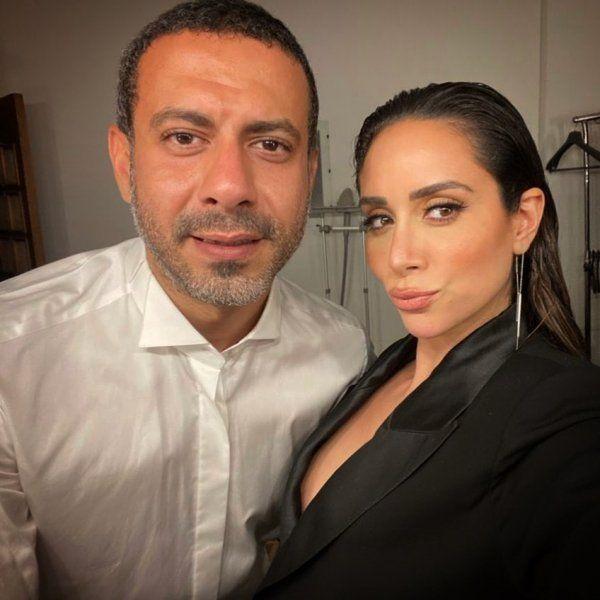 محمد فراج و بسنت شوقى (2)