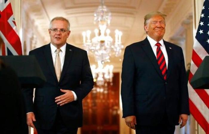 فضائح ترامب تمتد من أوكرانيا إلى أستراليا لأموال أيرلندا.. ماذا بعد؟