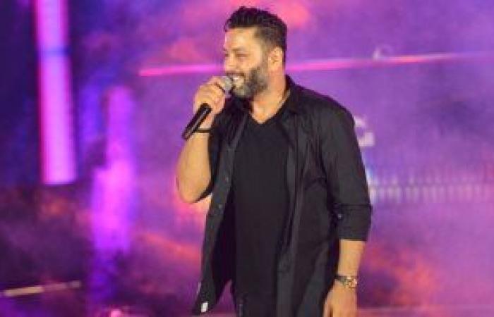 #اليوم السابع - #فن - زياد برجى يحيى حفلا غنائيا ضخما فى لبنان بعد تعاونه مع نانسي عجرم