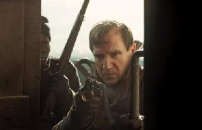 #اليوم السابع - #فن - شركة 20th century تروج لـ فيلم المغامرة والكوميديا The King's Man بـ فيديو