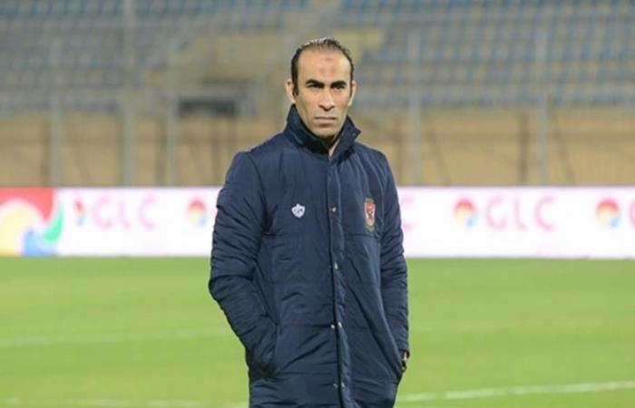 عبد الحفيظ: هدفنا الفوز ببطولة الدوري التي لا تقارن محلياً