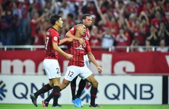 رياضة عالمية الأربعاء سيناريو 2017 قد يتكرر.. أوراوا يهزم بطل الصين ويقترب من نهائي أسيا