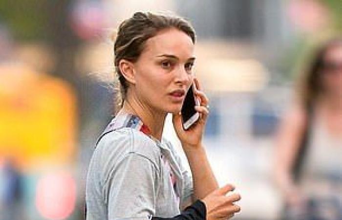 #اليوم السابع - #فن - قبل انشغالها بفيلمها الجديد.. ناتالى بورتمان تتجول فى شوارع نيويورك