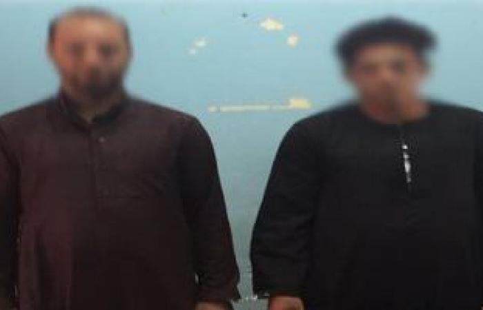 """#اليوم السابع - #حوادث - قاتلا السائق يعترفان: تخلصنا منه بالرصاص لرفضه التخلى عن """"التوك توك"""""""