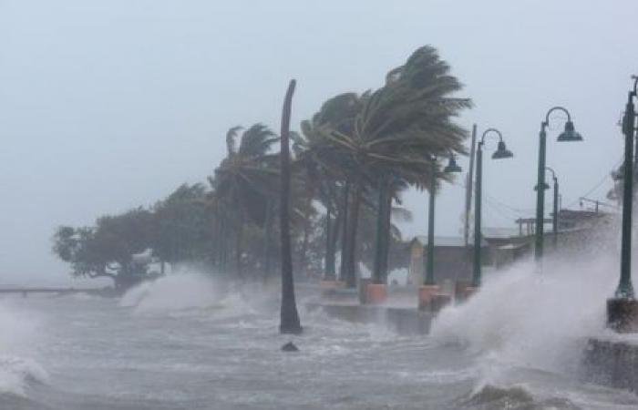 إعصار «ميتاج» يضرب كوريا الجنوبية.. طرقٌ مغلقة وأشخاصٌ دفنتهم الأرض