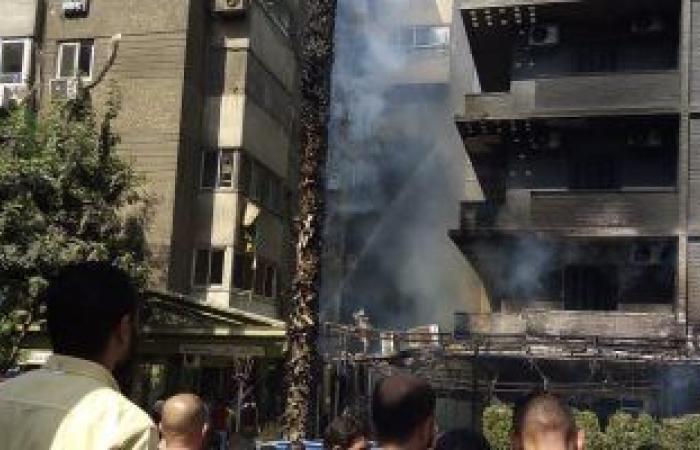 #اليوم السابع - #حوادث - النيابة تطلب التحريات وتقرير المعمل الجنائى حول حريق شقة سكنية فى فيصل