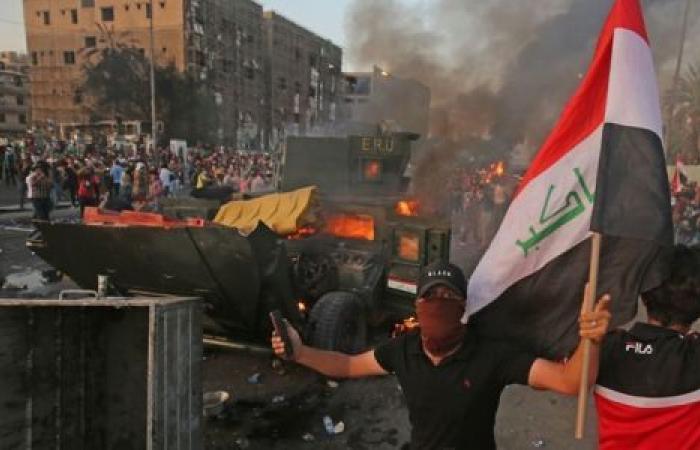 إيران.. بريئة أم متورطة في إشعال احتجاجات العراق؟
