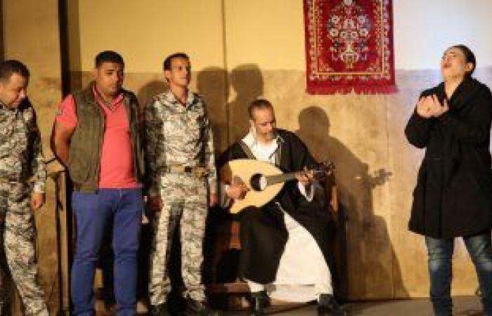 """#اليوم السابع - #فن - عرض مسرحية """"صحينا يا سينا """" تزامنا مع احتفالات أكتوبر على """" الأمير طاز """""""
