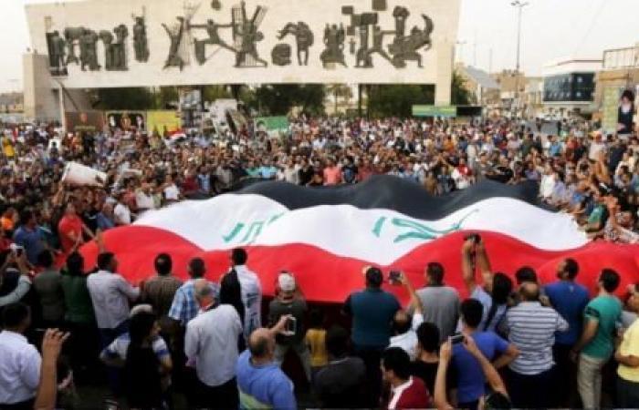 العراق.. ضحايا التظاهرات تجاوز 100 قتيل