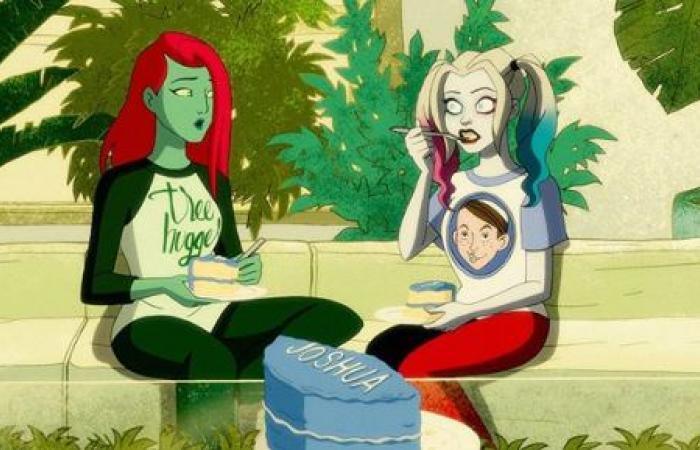 #اليوم السابع - #فن - كل ما تريد معرفته عن مسلسل الرسوم المتحركة الجديد Harley Quinn