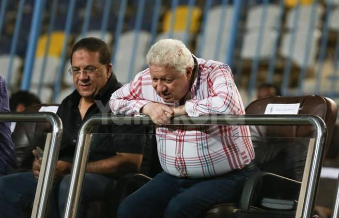 مرتضى منصور: قرار الكاف ظالم.. التأجيل كان بسبب الأمن