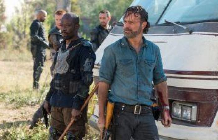 #اليوم السابع - #فن - شبكة AMC تجدد مسلسل The Walking Dead للموسم الـ 11