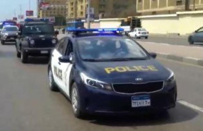 #اليوم السابع - #حوادث - القبض على تشكيل عصابى لسرقته مينى باص فى التبين