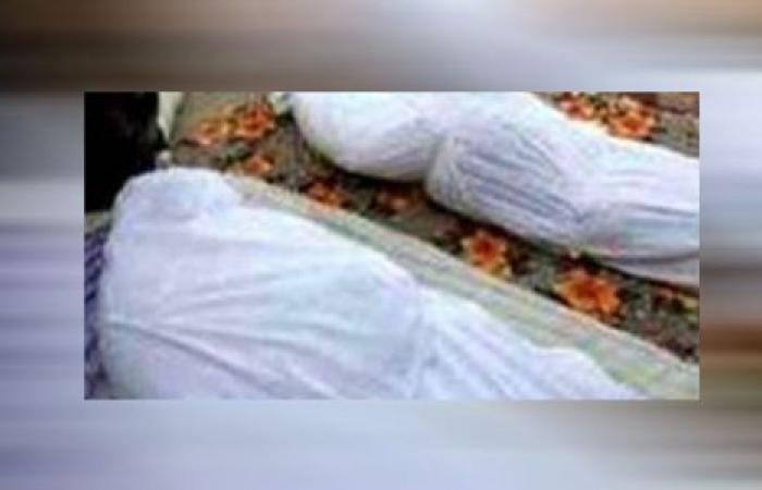 الوفد -الحوادث - مصرع شابين في صالون حلاقة بأولاد صقر بالشرقية موجز نيوز