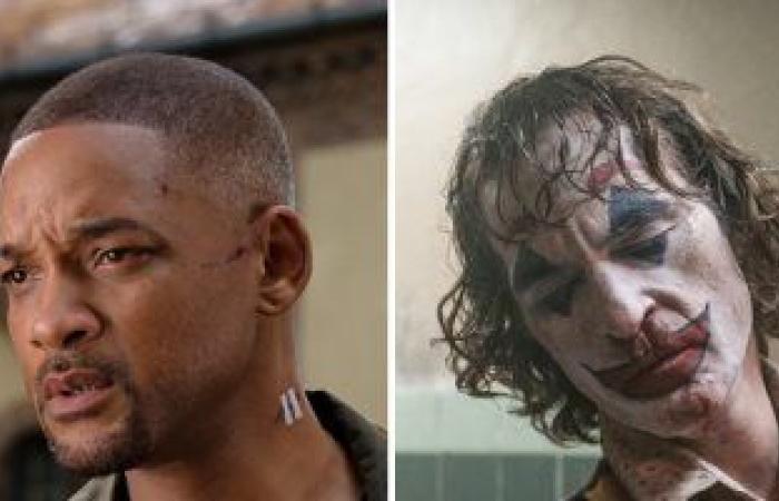 #اليوم السابع - #فن - فيلم Joker يقضى على آمال فيلم Gemini Man في تصدر شباك التذاكر
