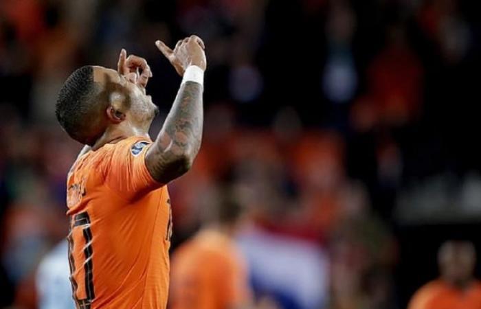 رياضة عالمية الخميس هولندا تنتفض في الوقت القاتل وتفلت من أيرلندا الشمالية بتصفيات يورو 2020