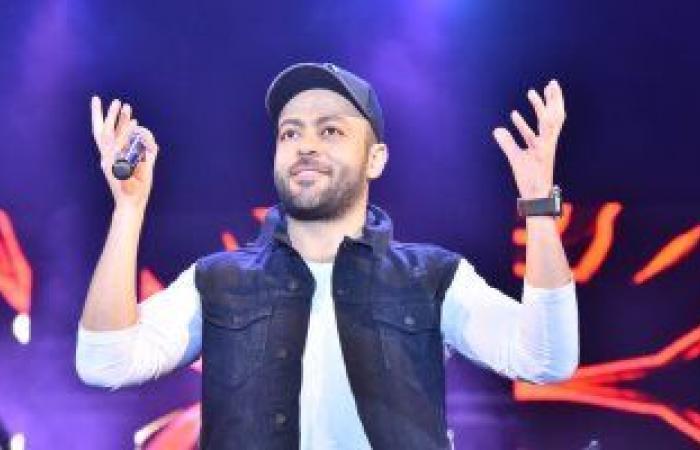 #اليوم السابع - #فن - تامر عاشور يتعاون مع الشاعر سلطان صلاح فى 3 أغنيات بألبومه الجديد