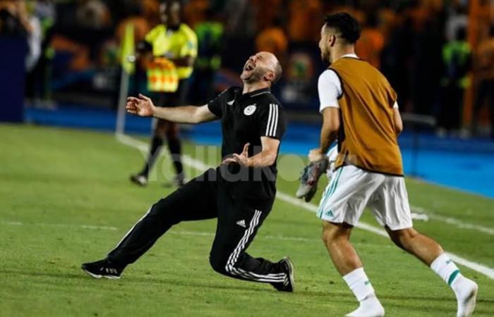 """رياضة عربية الخميس بلماضي يتحدث عن محرز """"القائد"""".. وأصعب مباراة بأمم إفريقيا"""