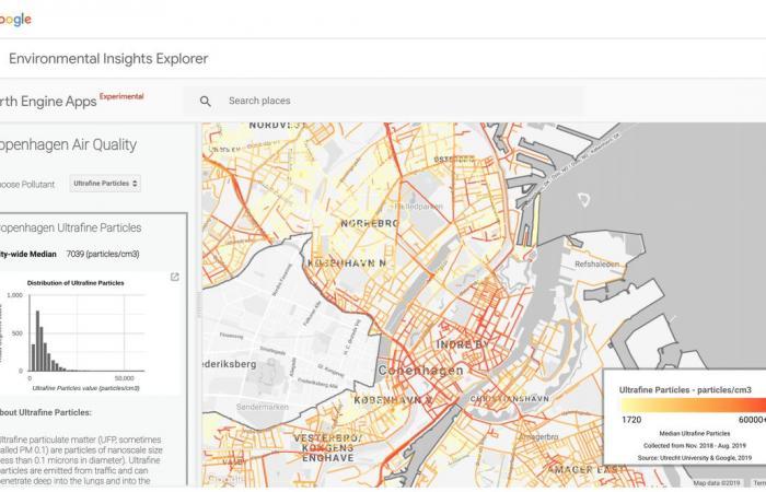 اخبار التقنيه جوجل تساعد المدن في خفض التلوث والانبعاثات