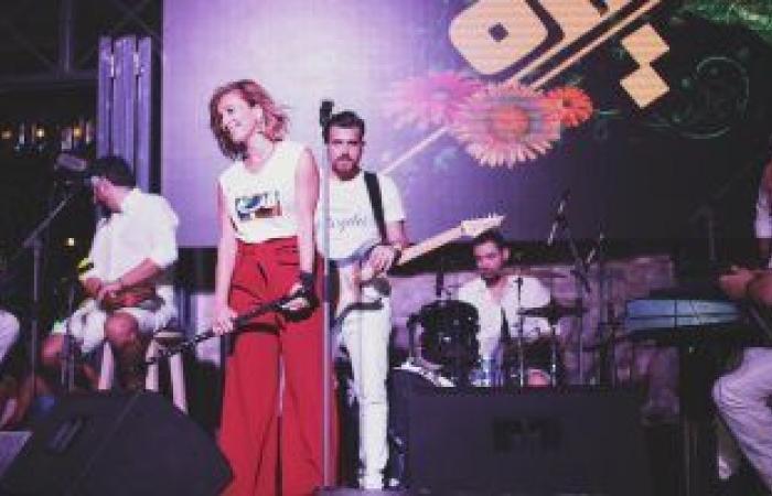 """#اليوم السابع - #فن - عزيزة اللبنانية: الغناء بالمصرى عشقى وموسيقار الأجيال سبب تسميتى""""عزيزة"""""""