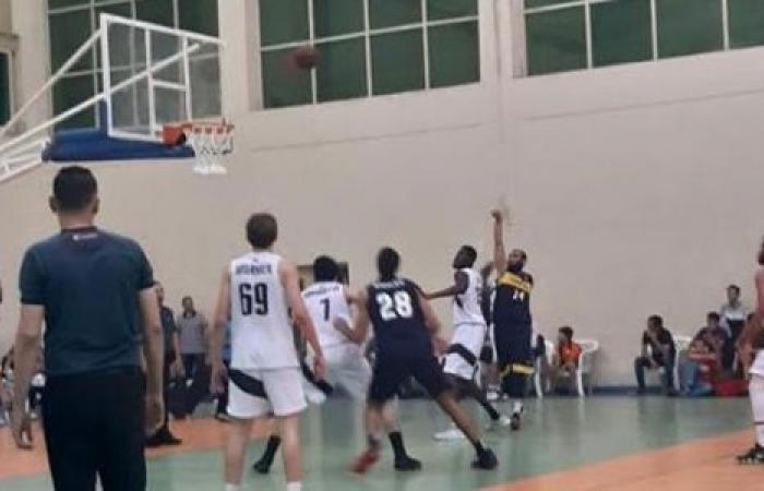 الوفد رياضة - طنطا يخطف الطيران فى السلة موجز نيوز